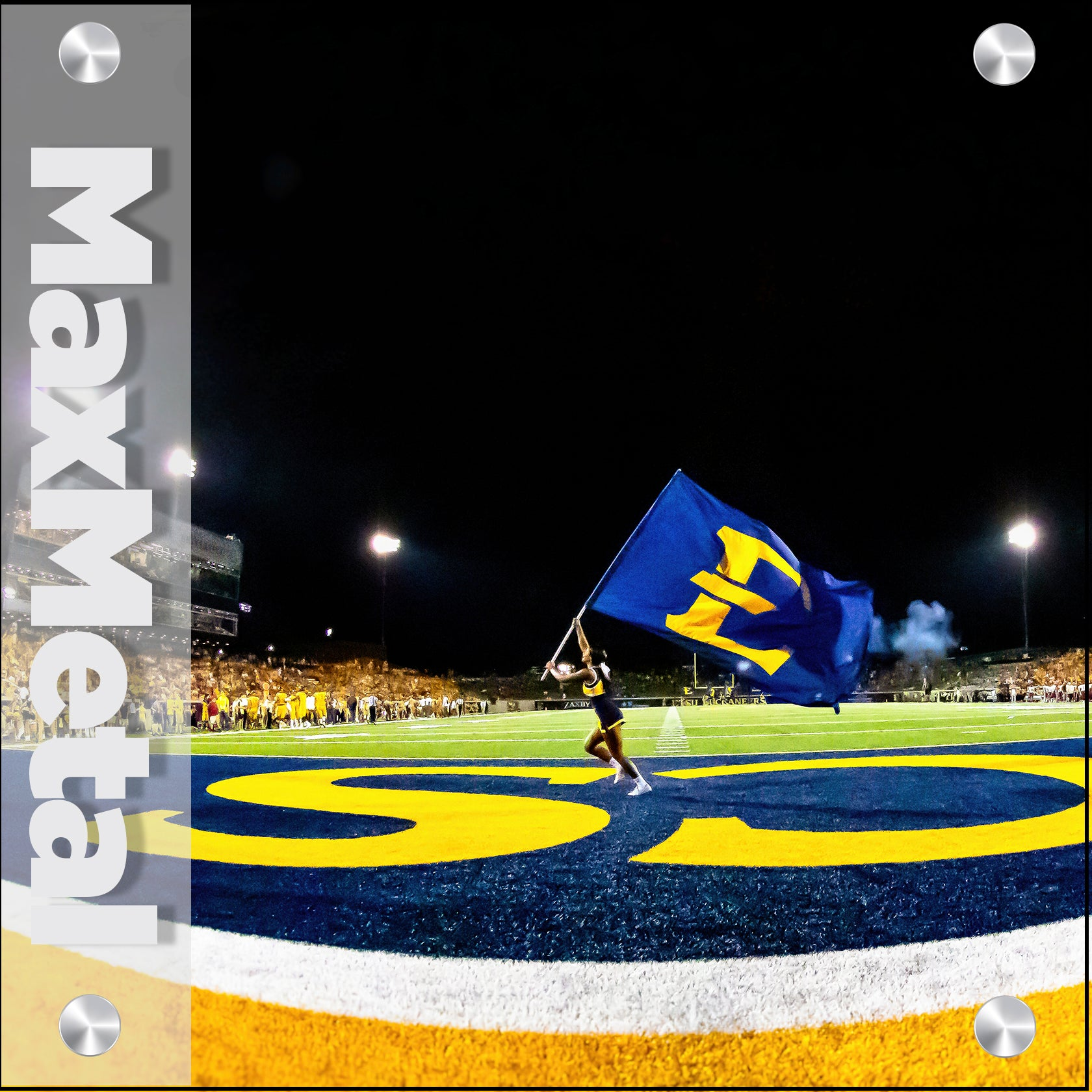 East Tennessee State University - Metal Photo Prints