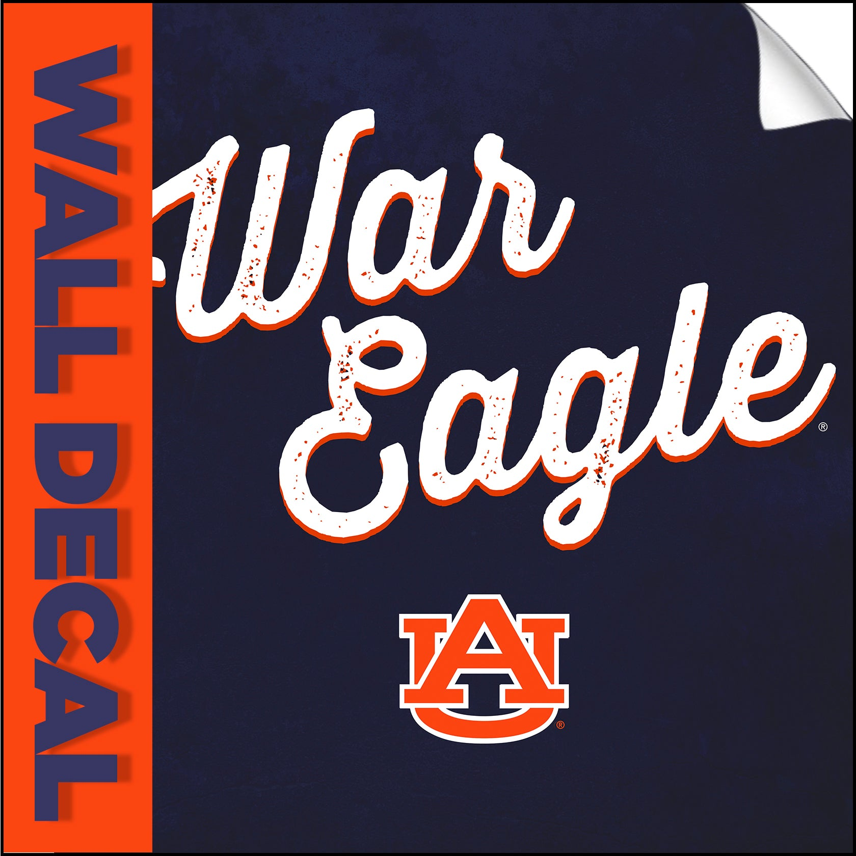 Auburn Tigers - Wall Decal