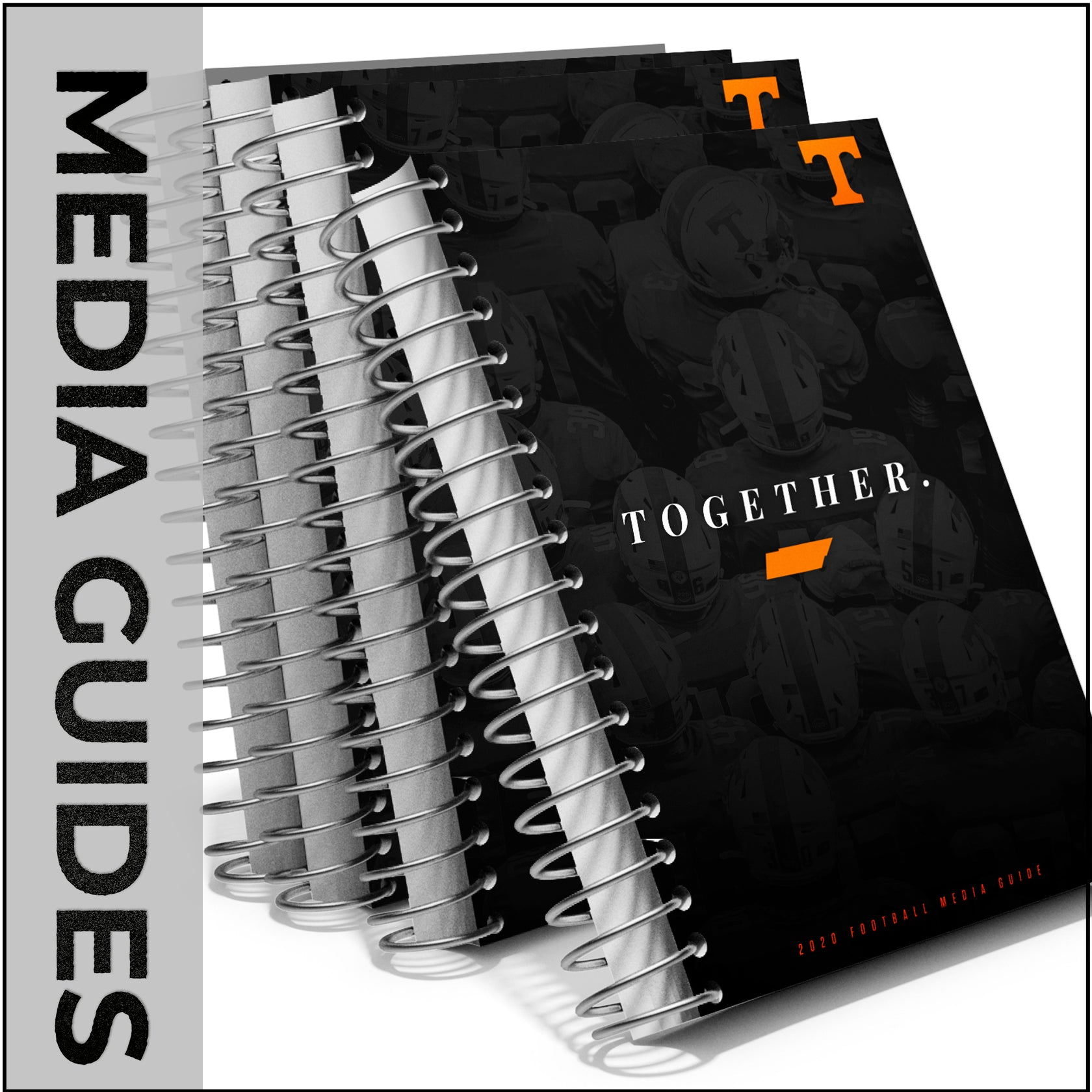 Tennessee Vols - Media Guides