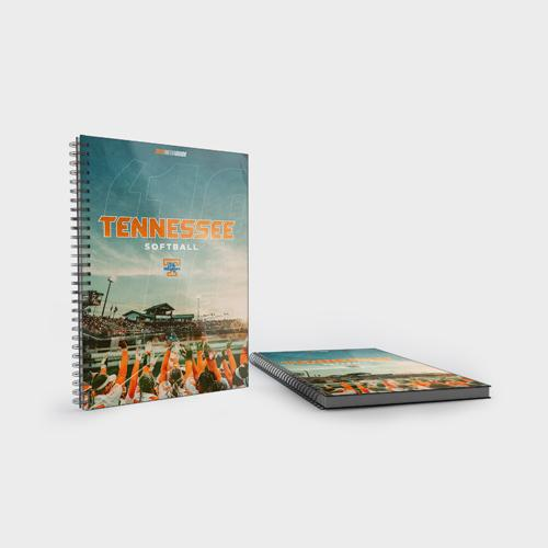 Tennessee Volunteers - 2018 University of Tennessee Softball Media Guide - College Wall Art #Media Guide