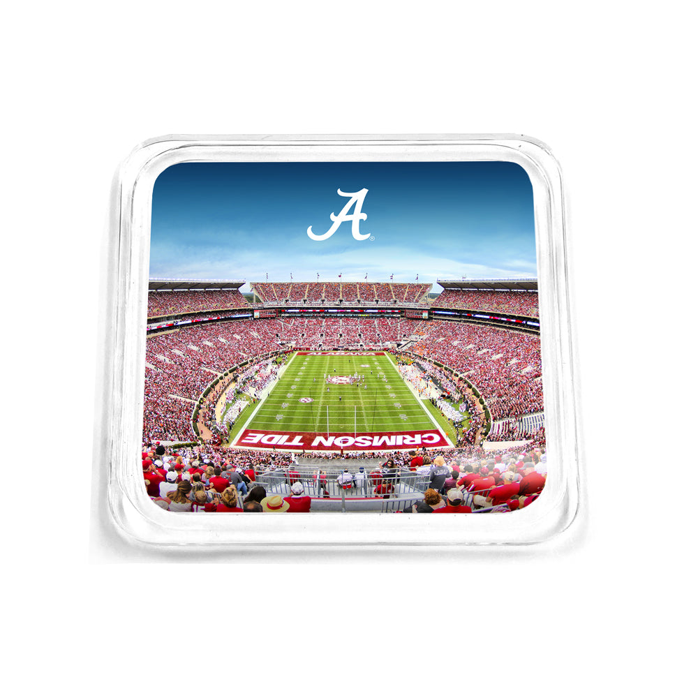 Alabama Crimson Tide - Bryant-Denny A Drink Coaster