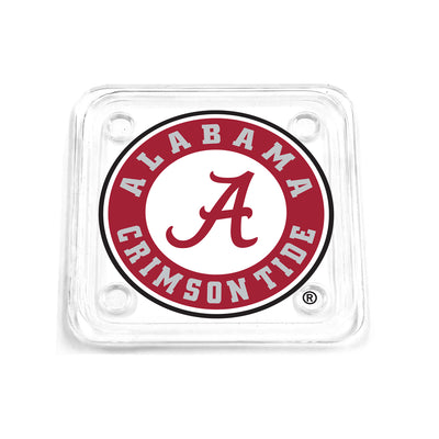 Alabama Crimson Tide - Alabama Crimson Tide Logo Drink Coaster