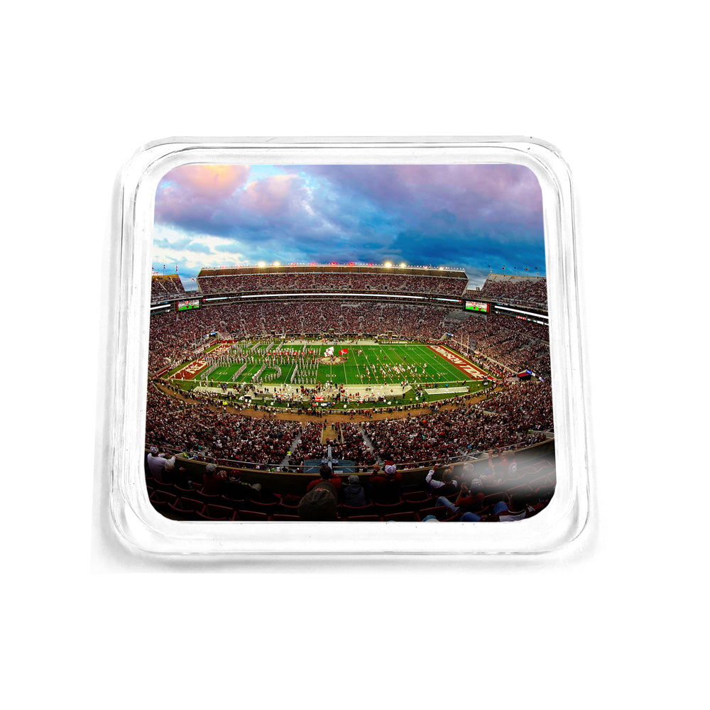 Alabama Crimson Tide - Roll Tide Bryant-Denny Drink Coaster