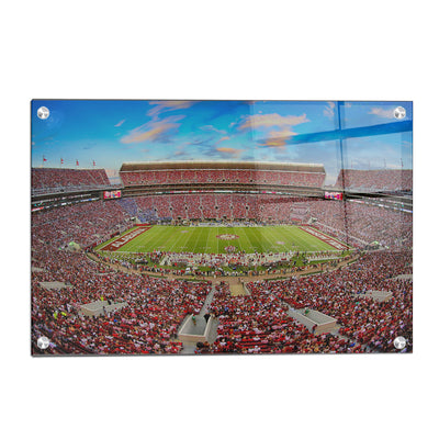 Alabama Crimson Tide - Bryant Denny - College Wall Art #Acrylic