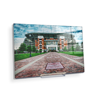 Alabama Crimson Tide - Bryant Denny Stadium - College Wall Art #Acrylic Mini