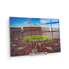 Alabama Crimson Tide - Bryant Denny - College Wall Art #Acrylic Mini