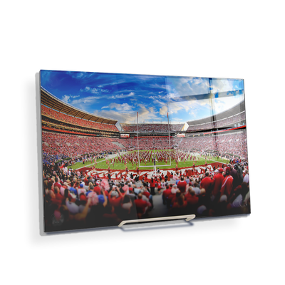 Alabama Crimson Tide - Bryant Denny MDB Field - College Wall Art #Acrylic Mini