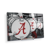 Alabama Crimson Tide - MDB Drums - College Wall Art #Acrylic Mini