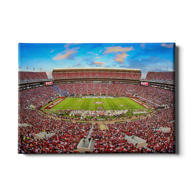 Alabama Crimson Tide - Bryant-Denny Football Stadium Tuscaloosa #Canvas