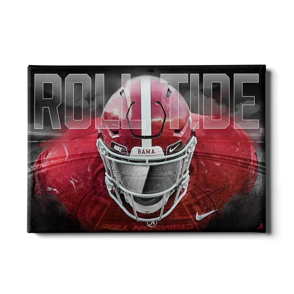 Alabama RollTide - Bama Bring It #Canvas