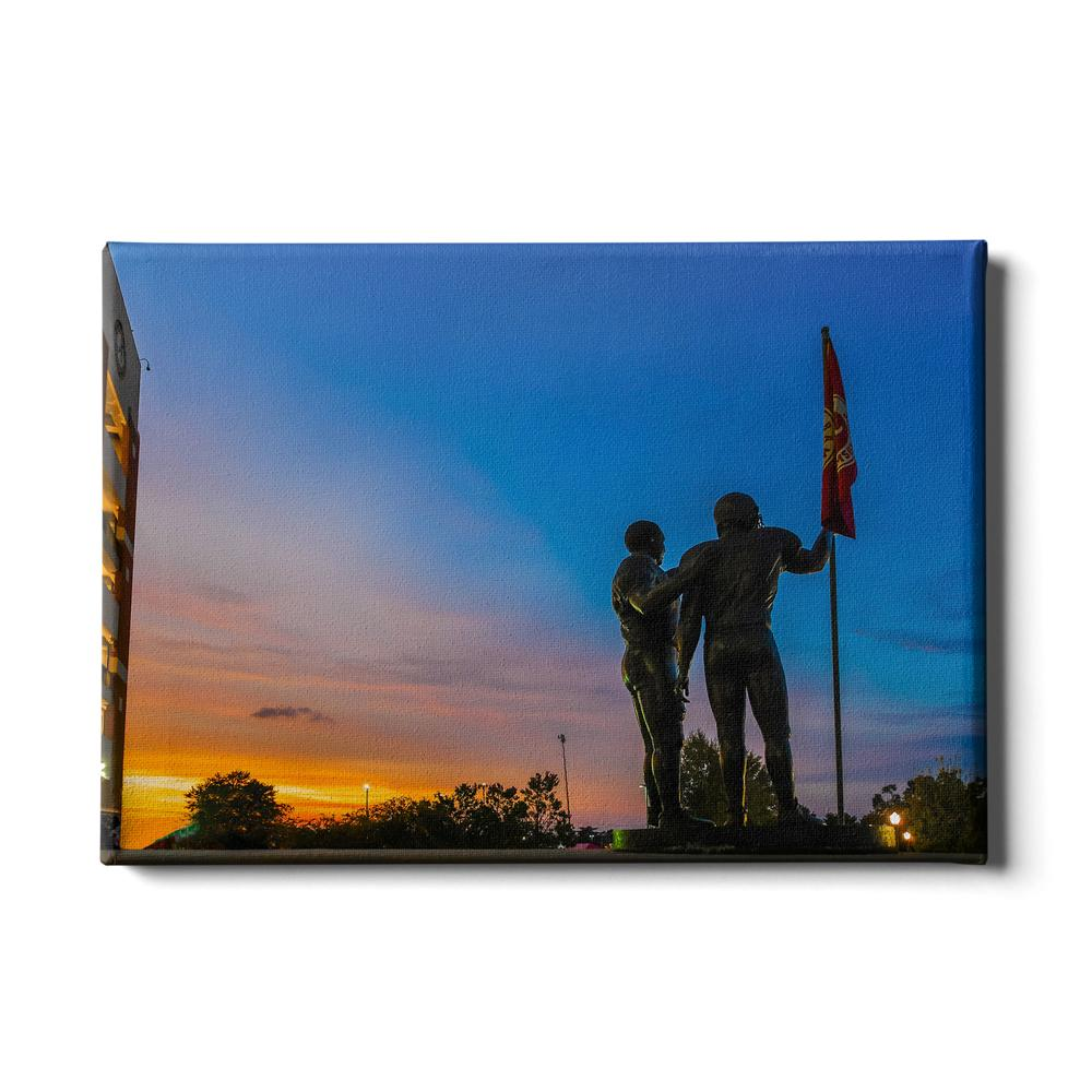 Alabama Crimson Tide - Alabama Sunset  #Canvas