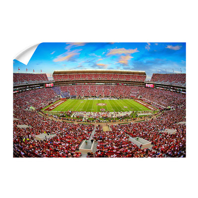 Alabama Crimson Tide - Bryant Denny - College Wall Art #Wall Decal