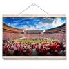 Alabama Crimson Tide - Bryant Denny MDB Field - College Wall Art #Hanging Canvas