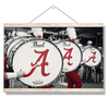 Alabama Crimson Tide - MDB Drums - College Wall Art #Hanging Canvas