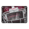 Alabama Crimson Tide - Bama Helmet - College Wall Art #Metal