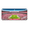 Alabama Crimson Tide - Bryant Denny Panoramic Color - College Wall Art #Metal