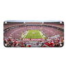 Alabama Crimson Tide - Crimson Tide Pano - College Wall Art #Metal
