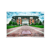 Alabama Crimson Tide - Bryant Denny Stadium - College Wall Art #Poster