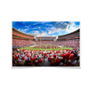 Alabama Crimson Tide - Bryant Denny MDB Field - College Wall Art #Poster