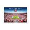 Alabama Crimson Tide - Roll Tide Roll - College Wall Art#Poster