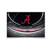 Alabama Crimson Tide - Bryant Denny End Zone Fisheye - College Wall Art #Poster