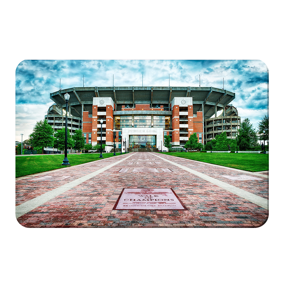 Alabama Crimson Tide - Bryant Denny Stadium - College Wall Art #Canvas