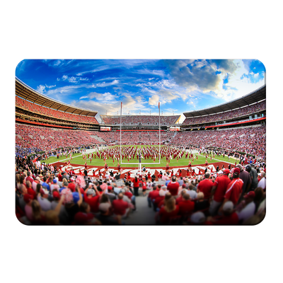 Alabama Crimson Tide - Bryant Denny MDB Field - College Wall Art #PVC