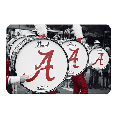 Alabama Crimson Tide - MDB Drums - College Wall Art #PVC