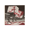 Alabama Crimson Tide - Alabama Flags - College Wall Art #Wood