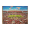 Alabama Crimson Tide - Bryant Denny - College Wall Art #Wood