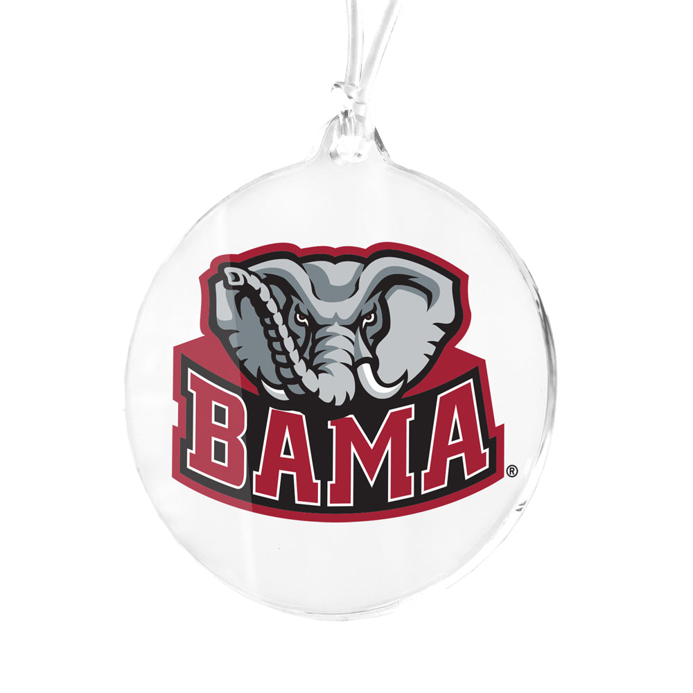 Alabama Crimson Tide - Bama Bag Tag & Ornament