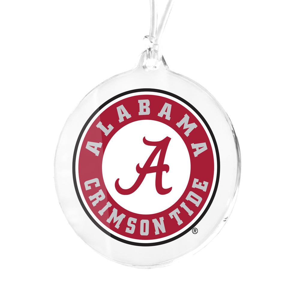 Alabama Crimson Tide - Alabama Crimson Tide Bag Tag & Ornament