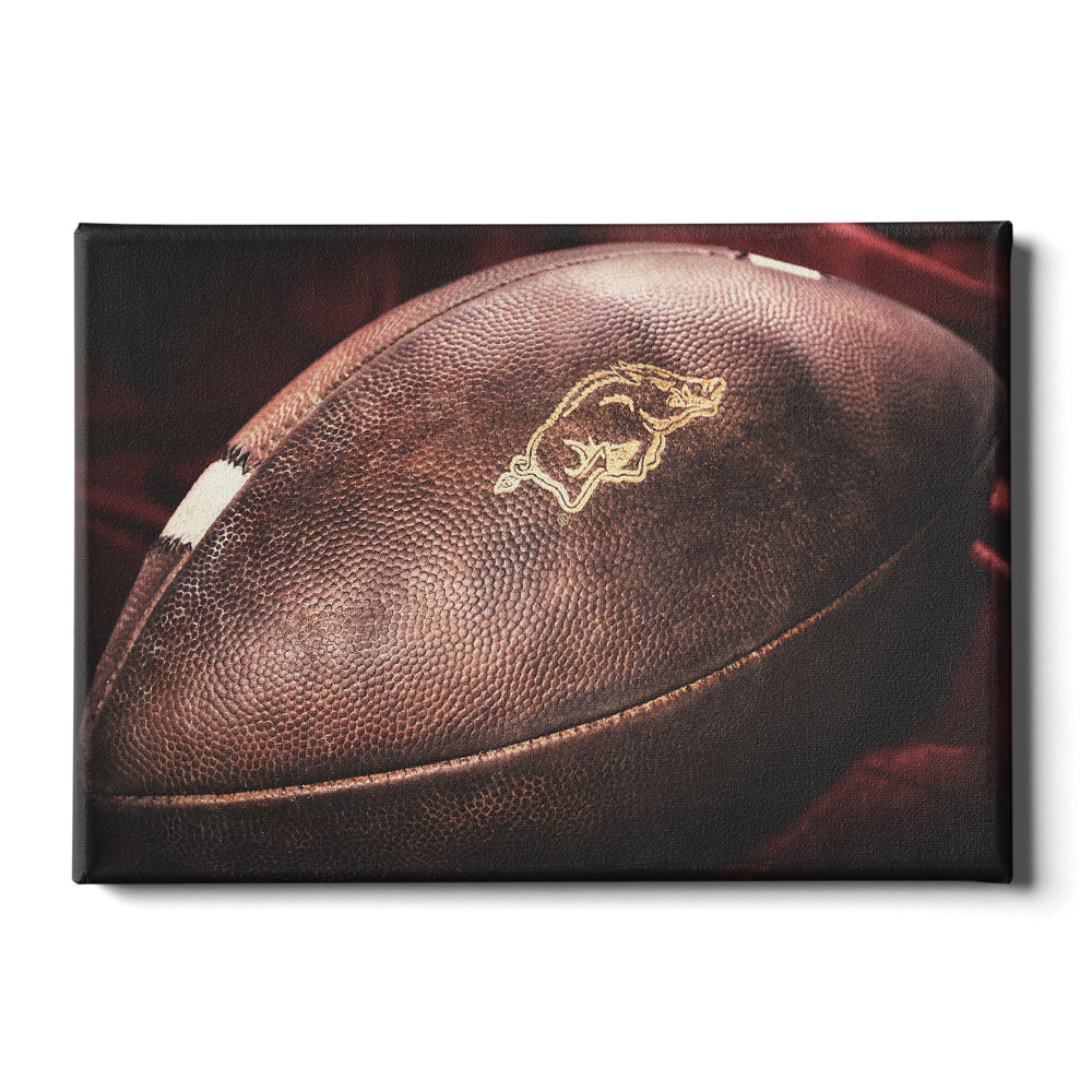 Arkansas Razorbacks - Arkansas Football #Canvas