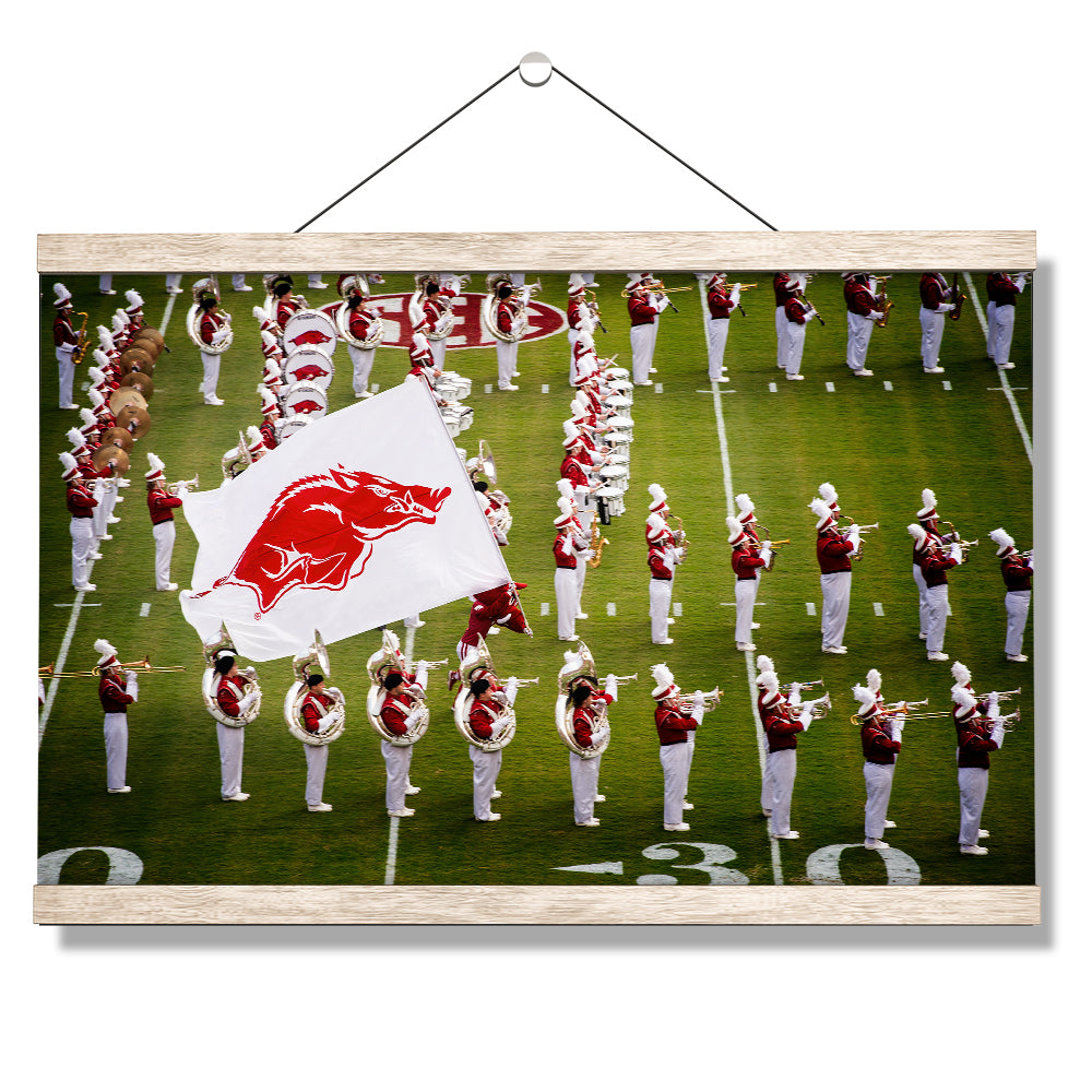 Arkansas Razorbacks - Spirit Squads #Canvas