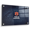 Auburn Tigers - This is Auburn Iron Bowl - College Wall Art#Acrylic