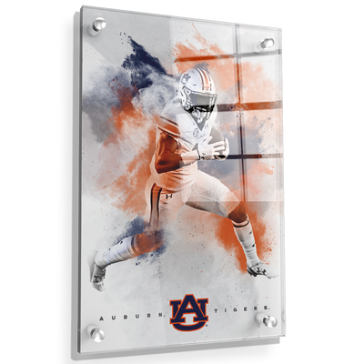 Auburn Tigers - Epic Run - College Wall Art#Acrylic