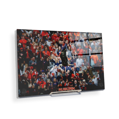 Auburn Tigers - War Eagle Soars - College Wall Art#Acrylic Mini