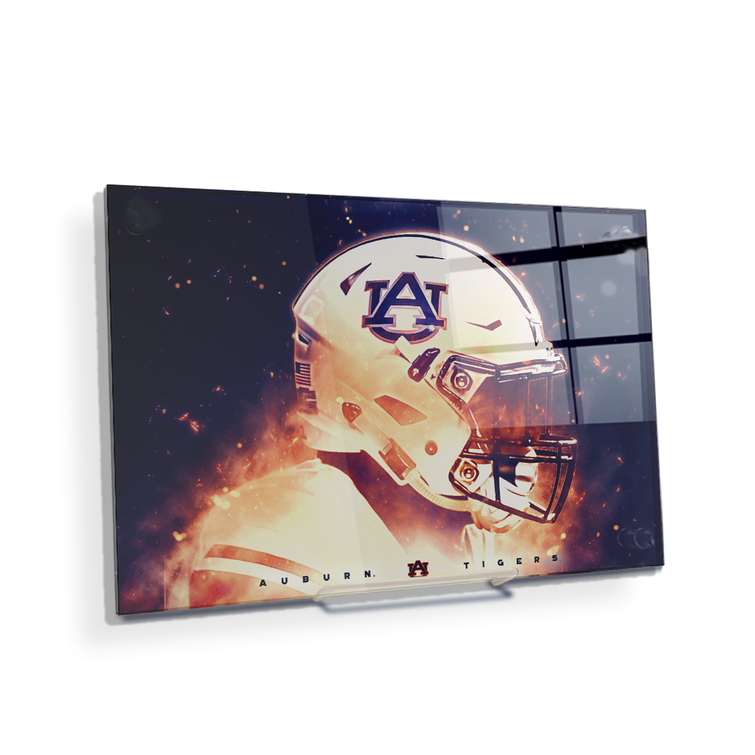 Auburn Tigers - Epic Auburn - College Wall Art#Canvas