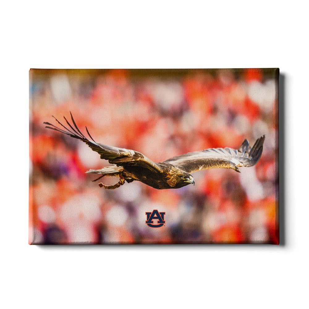 Auburn Tigers - War Eagle Flight - College Wall Art#Canvas