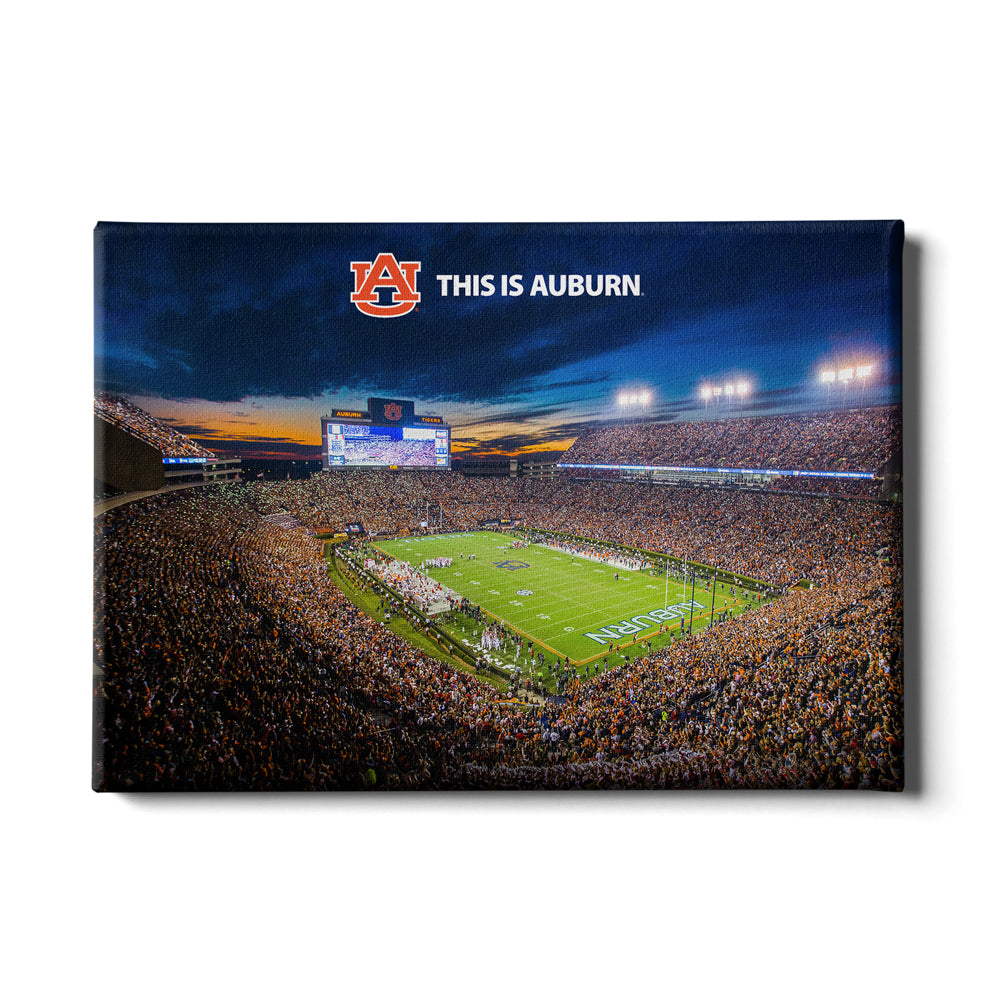 Auburn Tigers - This is Auburn - College Wall Art#Canvas