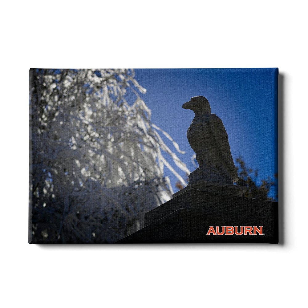 Auburn Tigers - Watchful Eye Toomers - College Wall Art#Canvas