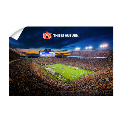 Auburn Tigers - This is Auburn - College Wall Art#Wall Decal