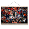 Auburn Tigers - War Eagle Soars - College Wall Art#Hanging Canvas