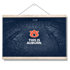 Auburn Tigers - This is Auburn Iron Bowl - College Wall Art#Hanging Canvas