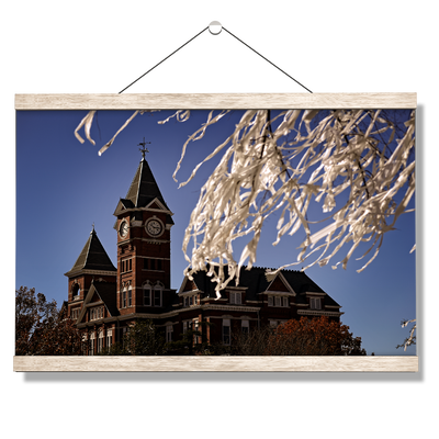 Auburn Tigers - Samford Toomers - College Wall Art#Hanging Canvas