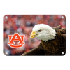Auburn Tigers - War Eagle Up Close - College Wall Art#Metal