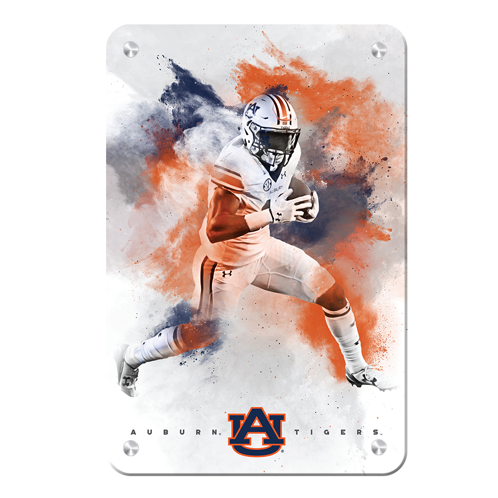 Auburn Tigers - Epic Run - College Wall Art#Canvas