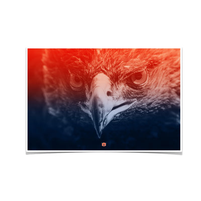 Auburn Tigers - Greetings War Eagle - College Wall Art#Poster