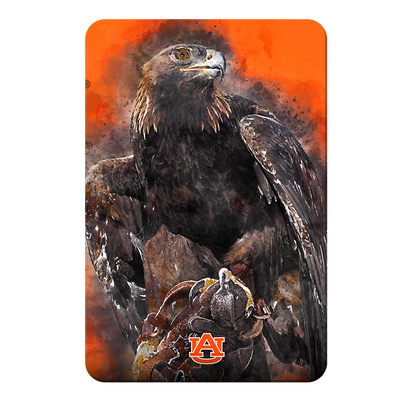 Auburn Tigers - War Eagle Paint - College Wall Art#PVC