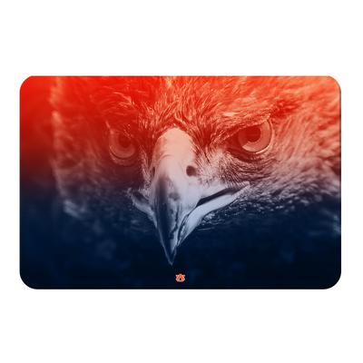 Auburn Tigers - Greetings War Eagle - College Wall Art#PVC